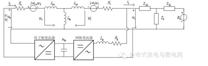 计及低穿控制的混合型风电场短路电流特性与故障分析